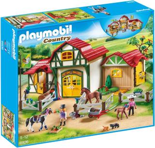 Större ridanläggning, Playmobil Country (6926)