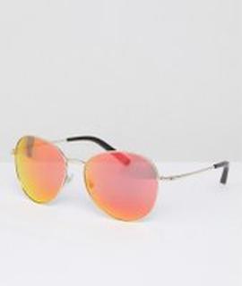 Matthew Williamson – Solglasögon med rödtonade glas