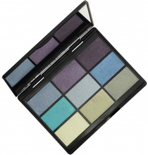 GOSH 9 Shades Eyeshadow Palette 002 To Have Fun With In LA 12 g
