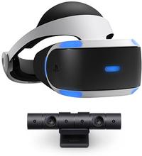 ony Playstation VR + Kamera Hvid/Sort