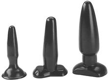 Nanma: Liquorice Dip Buttplug Set