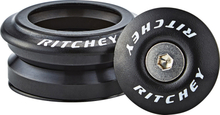"Ritchey Comp Logic Zero Styrfitting 1 1/8"", IS42/28.6 I IS42/30, black 2020 Styrfittings Integrerede"