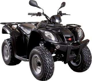 Kymco MXU 50R