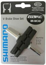 Shimano STX Cantilever Bromsklossar 70mm, Utan gänga, 1 par