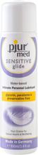 Pjur Med: Sensitive Glide, Vattenbaserat Glidmedel, 100 ml