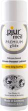 Pjur Med: Premium Glide, Silikonbaserat Glidmedel, 100 ml