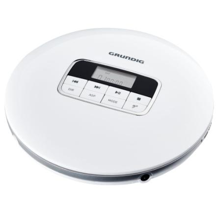 Grundig CDP6600 CD m.Resume, AC-adap