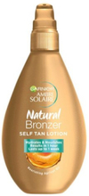 Garnier Natural Bronzer Milk 150ml Self Tan