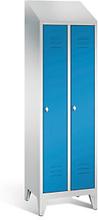 Schrägdachaufsatz für 2 Türen
