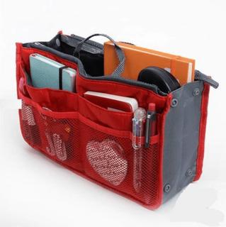 Tech of sweden Bag in Bag Handbag insert Bag insert Red