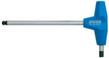 Unior T-Handtag Insexnyckel Runt huvud för att lättare komma till