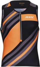 Zoot Ultra Tri Herre Singlet Racing Stripe, Ultra god komfort!