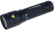 LED Lenser P7QC LED Torch Multi Colour