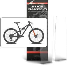 Sportscover Bikeshield Fork Shield Transparent, 2 st 275 x 80 mm