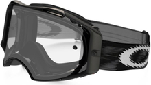 Oakley Airbrake MX Jet Black Glasögon Jet Black. Clear lins