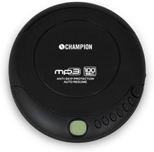 Champion Discman CD-spelare med resume-funktion