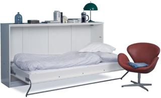 Zebra Collection ~ Sängskåp med 120 cm säng - Ingen vald