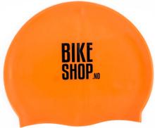 Bikeshop.no Silikon duschmössa Hi-Vis Orange, Onesize