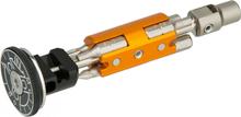 All In Multitool Multiverktyg V2 Svart, Tillverkad i Italien, 115 gram