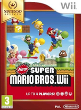 New Super Mario Bros. (Selects) (Wii)