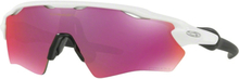 Oakley Radar EV XS Path Prizm Glasögon Polished White/Prizm Outfield