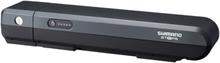 Shimano Steps BT-E6000 Batteri Grå, För Pakethållare montering