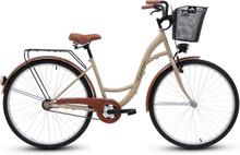 "Cykel Eco 28"" - cappucino"