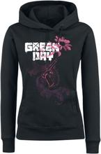 Green Day - Gun Flower -Hettegenser - svart