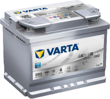 VARTA START-STOP AGM 60AH D52
