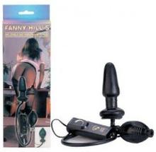 Fanny Hills, Anaalitappi mootorilla