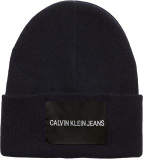 J Calvin Klein Jeans Accessories Hats & Caps Beanies Blå Calvin Klein