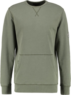 Billabong WAVE WASHED Sweatshirts military