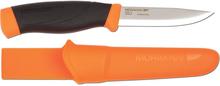 Morakniv Companion Heavyduty Kniv Orange, Kolstål