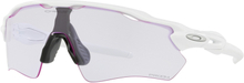 Oakley Radar EV Path Glasögon Polished White/Prizm Low Light