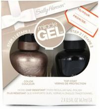 Sally Hansen Miracle Gel Set 023 Sleigh All Day 2 x 14,7 ml