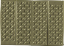 Robens ZigZag Sittunderlag Grön, 38 x 28 x 2 cm, EVA, 35g