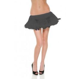 Whipcream Petticoat Black