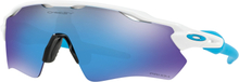 Oakley Radar EV Path Glasögon Polished White/Prizm Sapphire