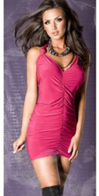 Minidress, pinkki