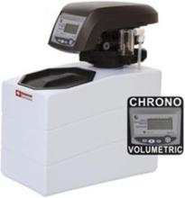 Blødgøringsanlæg - 8 liter