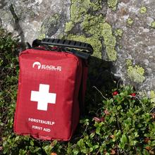 Eagle Komplett Första hjälpen-utrustning Röd