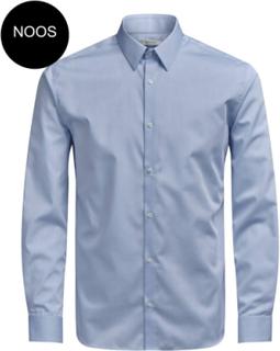 Strygefri Skjorte - Lyse Blå