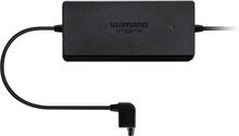 Shimano STEPS E6000-1 Batteriladdare Svart, Elcykel, Passar flera batterier