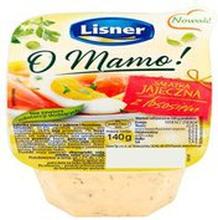 Lisner - Sałatka jajeczna z łososiem