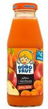Bobo Frut - Sok jabłko i marchewka
