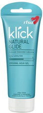 RFSU Klick Natural Glide 100 ml Intim Transparent