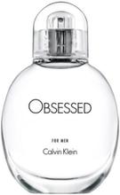 Calvin Klein Ck Obsessed for Men edt Parfyme Transparent
