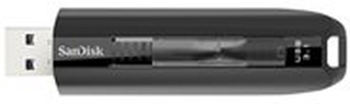 SANDISK USB-minne 3.1 Extreme GO 64GB 200MB/s Secure Access, RescuePRO Deluxe