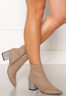 Steve Madden Maggie Boots Taupe 39