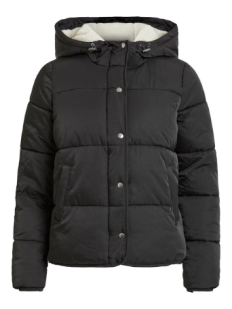 OBJECT COLLECTORS ITEM Padded Jacket Women Black